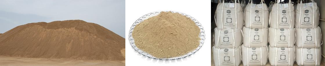Bentonite API | Oman Drilling Mud Products Co LLC